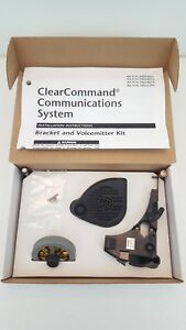 New Msa Clearcommand Comm System Amplifier Kit 10024074 Ultra Elite Respirator