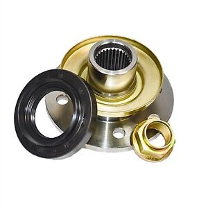 Nitro Flange Seal Nut Kit For Toyota 8 Differentials With 29 Spline Pinion