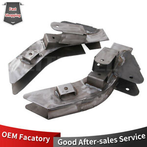 Driver Rear Trail Arm Frame Rust Repair Section For 1997 2006 Jeep Wrangler Tj