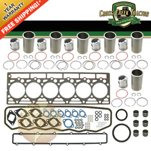 Eokihd310a New Engine Overhaul Kit For Case ih 686 706 756 2706
