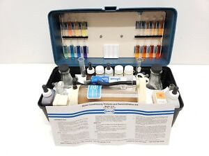 Hach Portable Water Test Kit