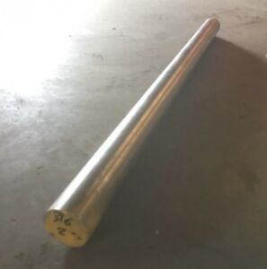 2 316 Stainless Steel Round Rod 34 875 Length