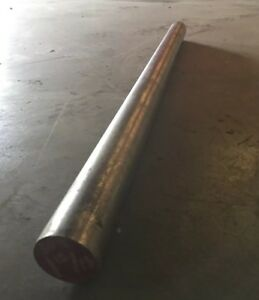 1 875 316 Stainless Steel Round Rod 29 375 Length