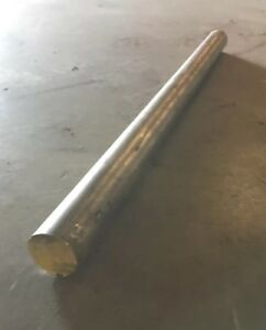 1 9375 316 Stainless Steel Round Rod 34 875 Length
