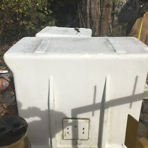 One Step Bucket For Utility Boom Altec Or Other Boom Lift Trucks