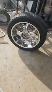 Used 22 Inch Rims And Tires