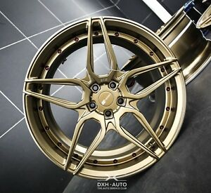 Strforged Custom Forged Wheels For Ferrari California 458 Porsche 911 Amg Rims