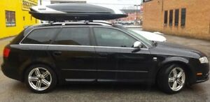 Thule Aeroblade Edge Roof Rack Fits Jeep Vw Audi Bmw Gmc Many Others