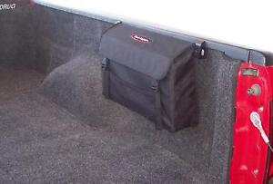 Westside Research Universal Clamp On Truck Bed Side Luggage Saddle Bags Storage