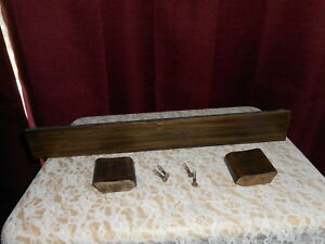 Vintage Singer Treadle Sewing Machine Center Tilt Out Drawer