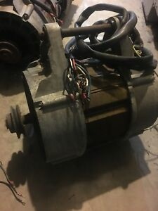 Elmo Washer Motor Cve 132 F 2 18 r 2t For Speed Queen Unimac Shipping Included