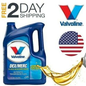 Valvoline Dexron Mercon Automatic Transmission Fluid Pack Of 1 Gallon