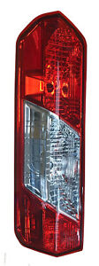 Tail Light For Ford Transit Cargo Van Bus 2015 19 150 250 350 Lh Drivers Dot