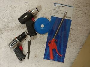 New Husky Air Hammer High Speed Sander And Napa Tele Blow Gun