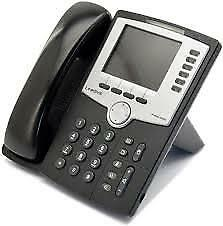 Linksys Spa962 6 line Poe Voip Phone