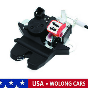 Rear Trunk Lock Actuator Motor Tail Gate Latch Fits For 11 14 Sonata 81230 3q000