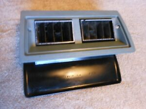 1978 To 1981 El Camino Dash Monte Carlo Ac Vent Center