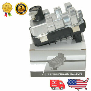 Turbo Charger Electronic Wastegate Actuator For 2005 Dodge Sprinter2500 Base Cab