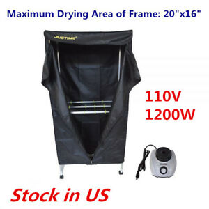 Us simple Silkscreen Drying Cabinet Assembly Curing Screen Tool Shading Light