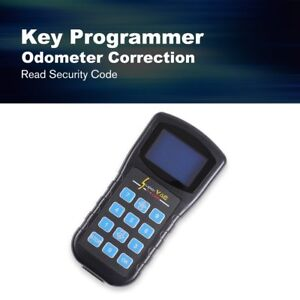 Super Vag K Can 4 8 Key Programmer Odometer Correction Diagnostic Code Reader