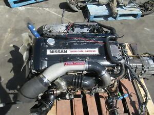 Jdm Nissan Skyline Gtr Rb26det Engine Awd Transmission Jdm Rb26dett Turbo Motor