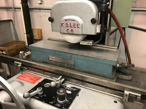 K O Lee Surface Grinder S 718 H