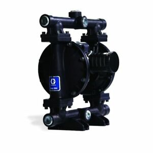 647040 1 Graco Air Operated Double Diaphragm Pump Model 1050