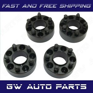 4 Wheel Adapters 5x4 5 To 5x5 2 Inch Adapts Jeep Jk Wheel On Tj Yj Kk Sj Xj Mj