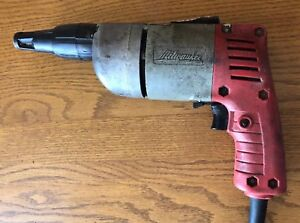 Milwaukee Screw Shooter Drill Model 6798 1 2500 Rpm 5 Amps