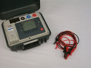 Megger Aemc Avo Biddle S1 552 Calibrated With Warranty