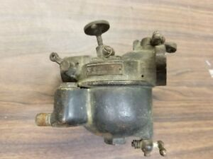 1909 13 Ford Model T Kingston 4 Ball Brass Carburetor Carb