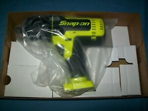 New Snap on Lithium Ion Ct8850hvdb 18v 18 Volt Cordless 1 2 Impact Wrench Gun