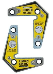 Strong Hand Tools Twin Pack Corner Magnets Mst327 High Quality