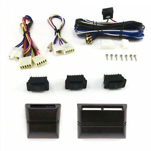 12v Universal Top Quality Power Window Switch Kit With Wiring Harness 12 Volt