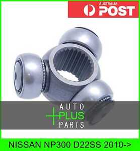 Fits Nissan Np300 D22ss Spider Assembly Slide Joint 27x34