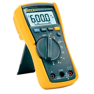 Fluke Electronics 115 True Rms Multimeter