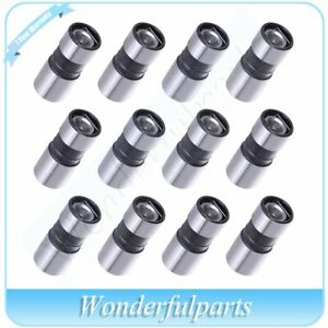 For Gm Sbc Bbc Chevy Hydraulic Flat Tappet Lifters 283 305 327 350 454