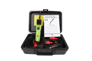 Power Probe 3ez Circuit Tester Kit W built In Teaching Software Green Pp3ezgrnas