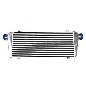 28 x9 x2 5 Intercooler Charge Air Cooler For Supra Eclipse 240sx Civic 2 Inlet