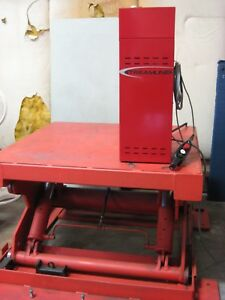 Hydraulic Lift Table 6600 Pound Lift Table Hydraulic Lift