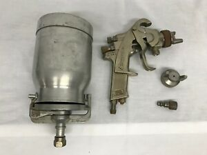 Snap On Spray Gun Bf501 With Canister Bf503