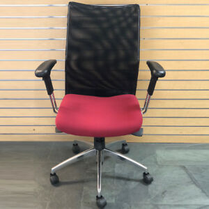 Adjustable Mesh Swivel Computer Office Chair