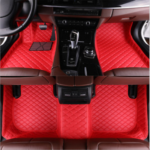 Car Mats For Toyota Camry 2012 2019 Floor Mats Auto Mats Waterproof Pads Carpets