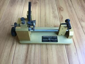 Universal Punch Concentricity Gage