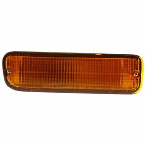 Fit Front Bumper Signal Lamp Left For 1995 2000 Toyota Tacoma W O Pre 2wd