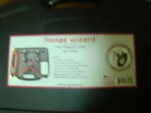Flange Wizard 8905 Pipe Magician Case Tool Kit