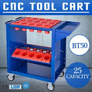 Bt50 Cnc Tool Trolley Cart Holders Toolscoot Heavy Duty Snap On Super Scoot