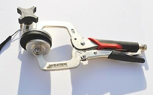 Westek Electronics Inc Clamp 11 Inch Fosc Fiber Closures Fixturing Brackets Vice