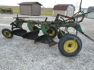 John Deere Plow Model 555 Farm Plow