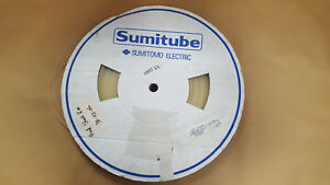 M23053 5 202 c 1000ft Clear 3 64 Heat Shrink Tubing
